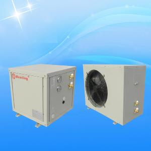Cooling and heating heat pump