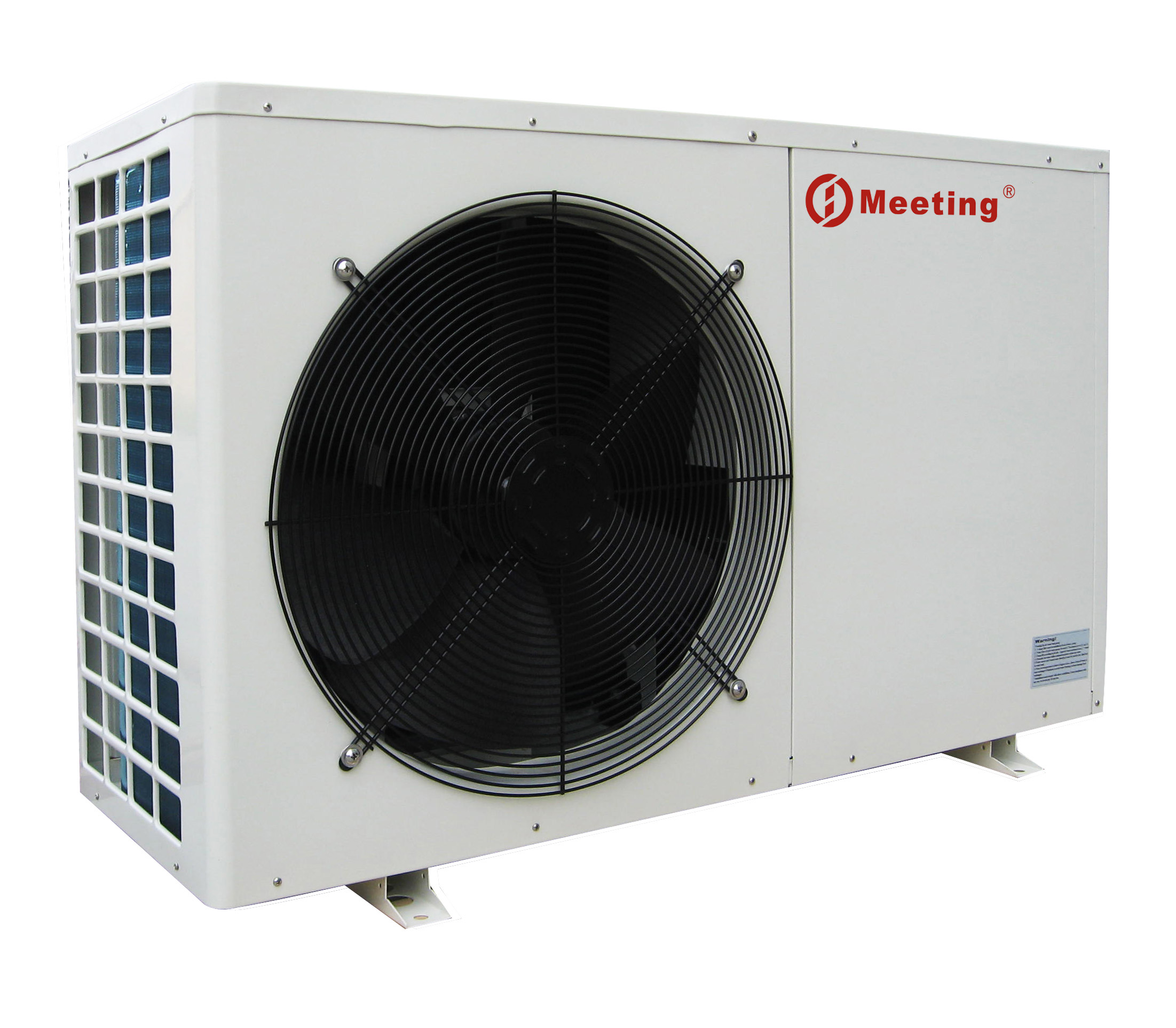 Meeting heat pump Heating & Cooling R410A Refrigerant